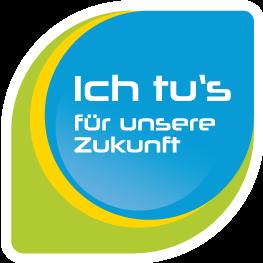 Logo Aktion 'Ich tu's'